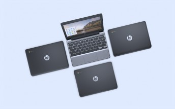 HP outs the Chromebook 11 G5 with an optional touchscreen, starts at $189