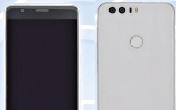 Huawei Honor 8 passes through TENAA