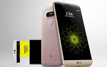 LG G5 launched in India, priced at $785