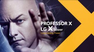 LG X Power, Professor X