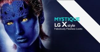 LG X Style, Mystique