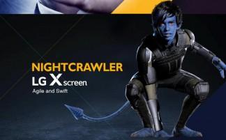 LG X Screen, Nightcrawler