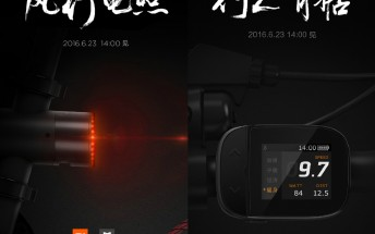 Xiaomi Mi Smart Bike to become reality on June 23, teasers hint