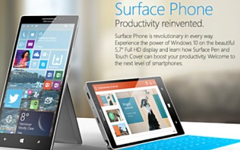 Executive says Microsoft's next phone will be high-end, claims it will be