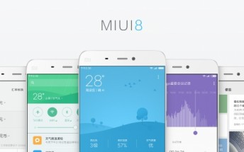 MIUI 8 open beta is now available for download