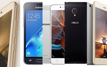 New phones of the week: OnePlus 3, Xiaomi Redmi 3s, Meizu m3s