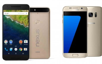 Deals: Verizon Galaxy S7 ($430) and 32GB Nexus 6P in matte gold ($350) from eBay