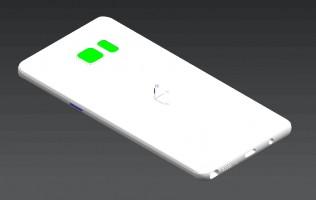 Galaxy Note7 renders