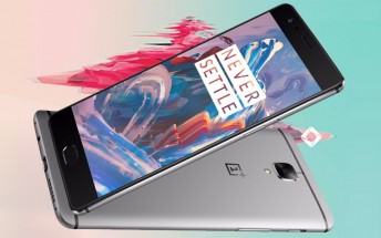 OnePlus 3 first shipment of 7200 units enters India, declared unit value is $340