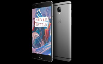 OnePlus 3 goes on sale today priced at $399