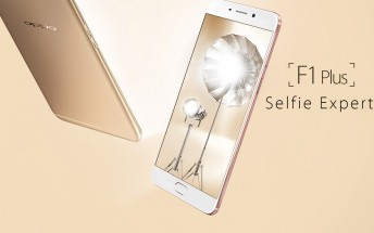 Oppo F1 Plus goes on sale on Amazon France