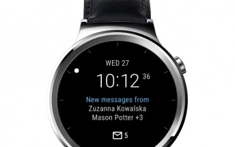 Microsoft announces Outlook watch face for Android Wear