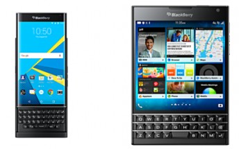 BlackBerry Priv and Passport get official price cuts in Canada
