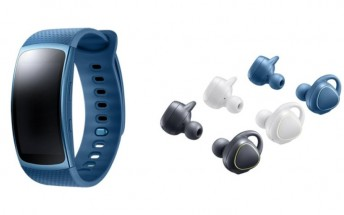 Samsung announces Gear Fit 2 and Gear IconX