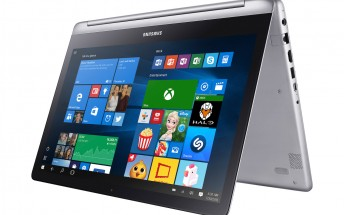Samsung Notebook 7 spin now available for purchase in US