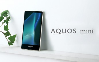 Sharp Aquos Mini is the best mini you can't buy