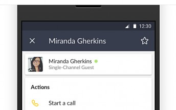 Slack's voice calling feature begins rolling out publicly