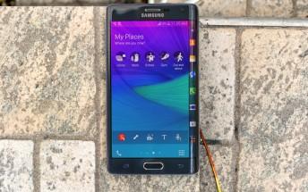 Verizon's Samsung Galaxy Note Edge gets BlueBorne fix as well