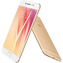 Vivo X7 in Gold