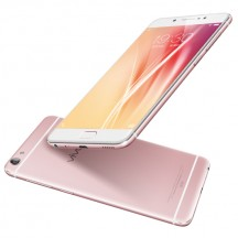 Vivo X7 in Rose Gold