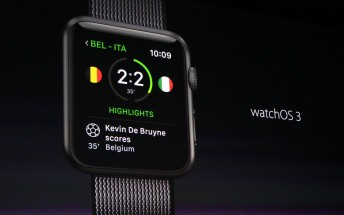 watchOS 3 makes Apple Watch apps launch a lot faster