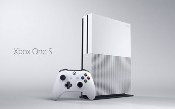 40% smaller Xbox One S arrives in August starting at $299