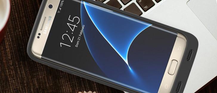 huge discount 1dd30 fff8f ZeroLemon's 8,500mAh battery case for Galaxy S7 edge is $60 ...