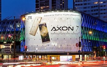 ZTE Axon 7 global rollout begins, Europe gets it first