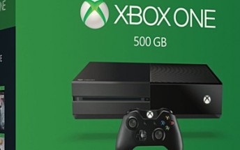 500GB Xbox One Consoles receive price cut in US