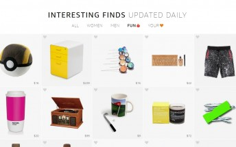 Amazon Interesting Finds is a new way to find that perfect original gift