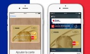 Apple Pay launches in France, four banks supported
