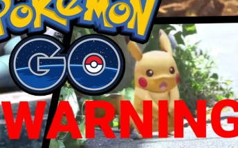 [PSA] Sideloaders beware: There's a modified Pokemon Go APK and it's malware