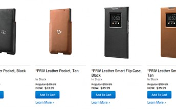 BlackBerry offering 40% discount on all accessories