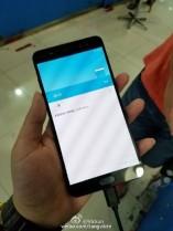 Flat Samsung Galaxy Note7 prototype (leaked photos)