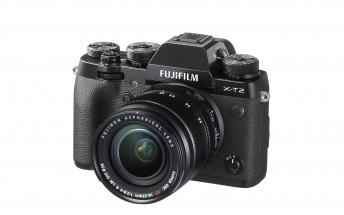Fujifilm announces X-T2 flagship mirrorless camera