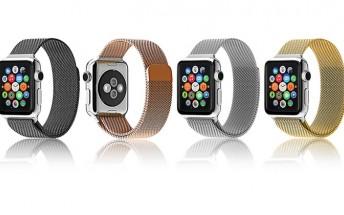Groupon sells Apple Watch Milanese Loop for $25