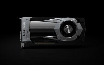 NVIDIA announces GeForce GTX 1060 for $249