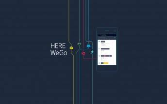 Here Maps becomes Here WeGo, improved navigation options debut