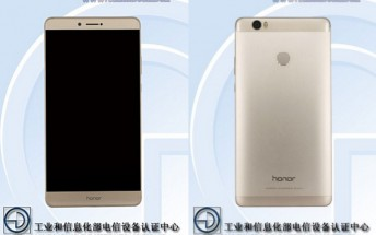 6.6-inch Huawei Honor Note 8 will be unveiled on August 1