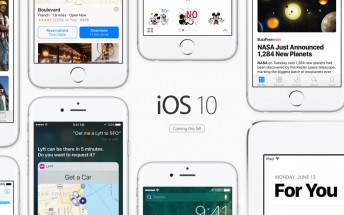 Apple releases public betas for iOS 10 and macOS Sierra