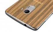 Lenovo announces K4 Note Wooden Edition