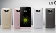 LG said to miss shipping targets, LG G5 blamed