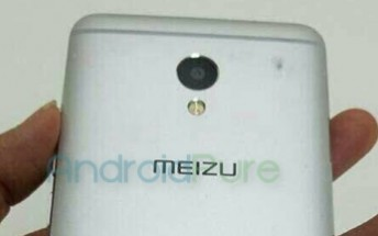 Mysterious Meizu M1E spotted in live shots