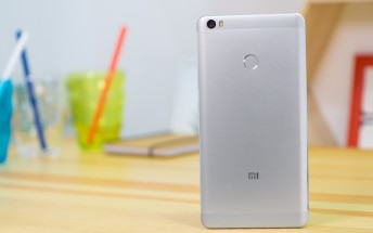 Xiaomi ships 1.5 million Mi Max units in two months
