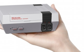 Nintendo's NES Classic Edition went on sale today, and it's sold out everywhere