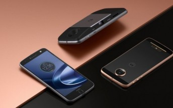Motorola Moto Z Force Droid starts getting December security update