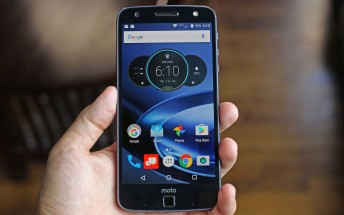 Moto Z (XT1650) being imported into India