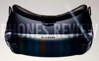 Note7-compatible Samsung Gear VR leaks in blurry image