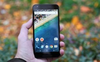 Deal: Nexus 5X (32GB, unlocked) for $290