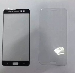Samsung Galaxy Note7 leaked shots